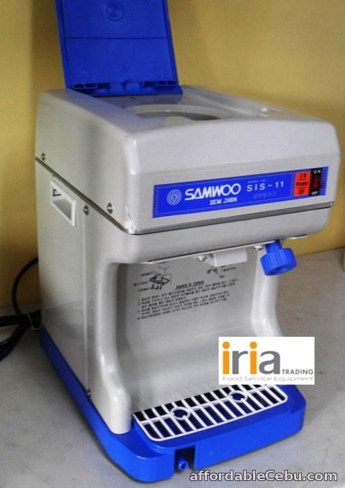 1st picture of ICE CRUSHER / ICE SHAVER for SALE!!! For Sale in Cebu, Philippines
