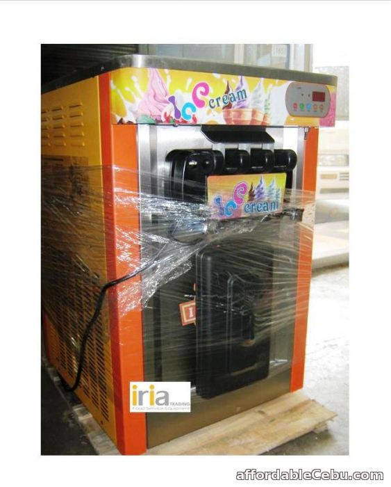 1st picture of SOFT ICE CREAM MACHINE For Sale in Cebu, Philippines