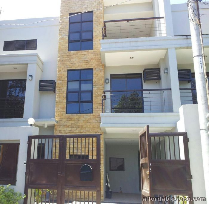 1st picture of ready for occupancy house and lot in cebu For Sale in Cebu, Philippines