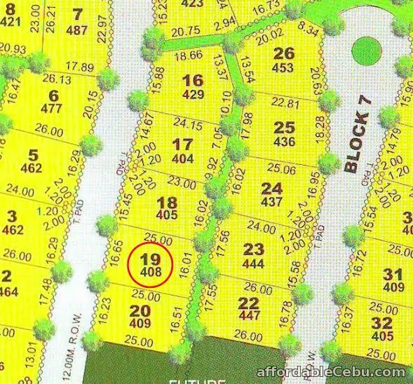 1st picture of Ayala Greenfield Estates BEST VALUE Small Lot Cut For Sale For Sale in Cebu, Philippines