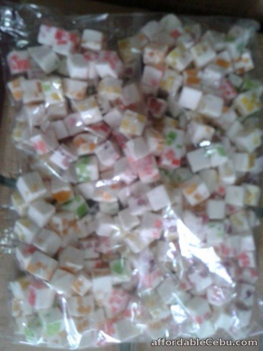 1st picture of Square Shaped Candies (Wholesale) 2 Kilos For Sale in Cebu, Philippines