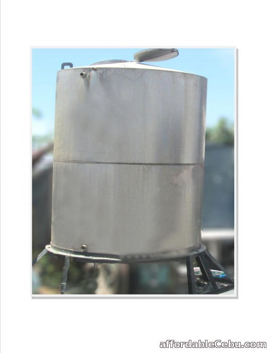 2nd picture of Stainless Water tank For Sale in Cebu, Philippines