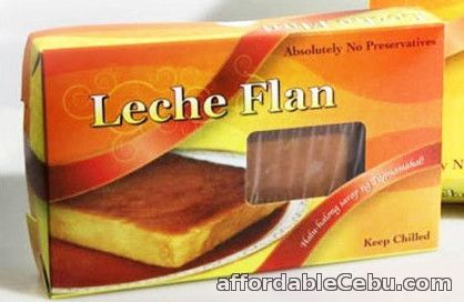 1st picture of Leche Flan (Wholesale) For Sale in Cebu, Philippines