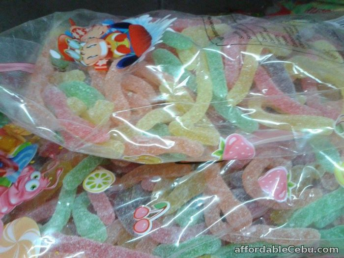 1st picture of Gummy Worms Transparent (Wholesale) For Sale in Cebu, Philippines