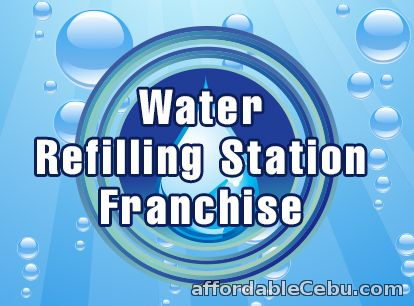 1st picture of Water Refilling Station Franchise Looking For in Cebu, Philippines