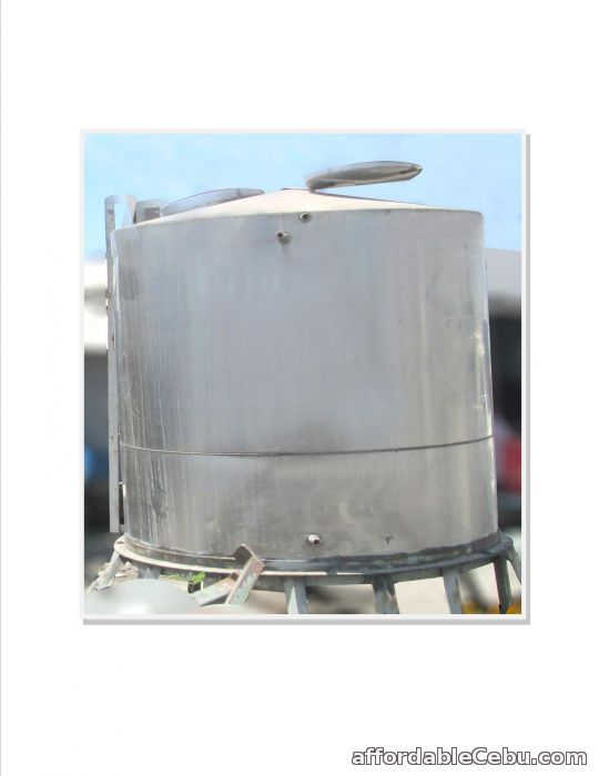 3rd picture of Stainless Water tank For Sale in Cebu, Philippines