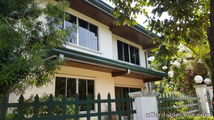 1st picture of Ayala Alabang House and Lot For Sale For Sale in Cebu, Philippines