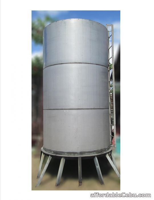 1st picture of Stainless Water tank For Sale in Cebu, Philippines