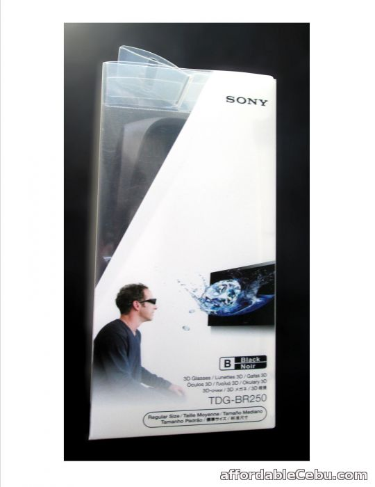 1st picture of Sony 3D Glasses For Sale in Cebu, Philippines