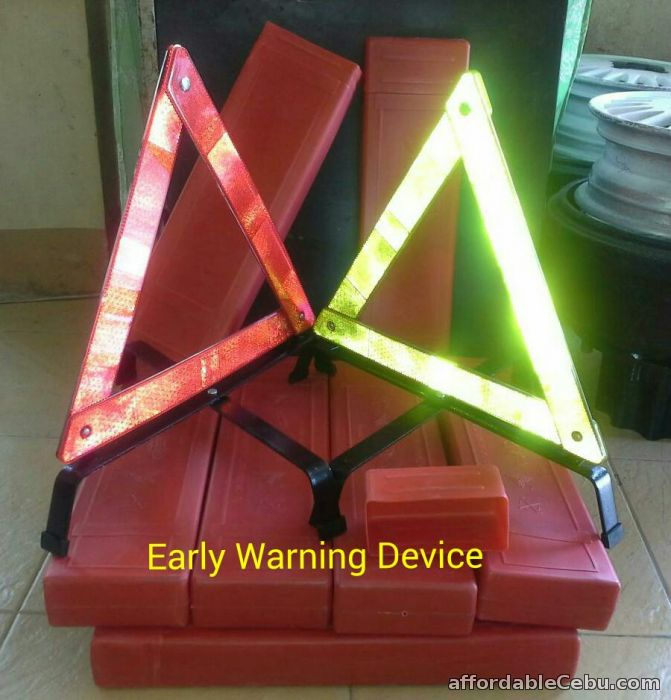 1st picture of Brand New Early Warning Device Heavy Duty - We Deliver with Metro Cebu For Sale in Cebu, Philippines