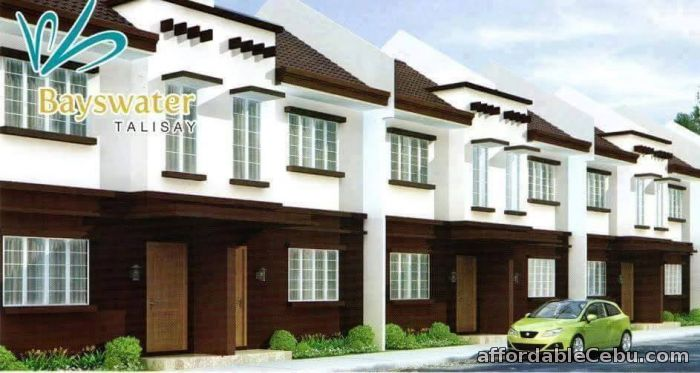 1st picture of House & Lot For Sale in Cebu BAYSWATER TALISAY Gumamela Unit For Sale in Cebu, Philippines