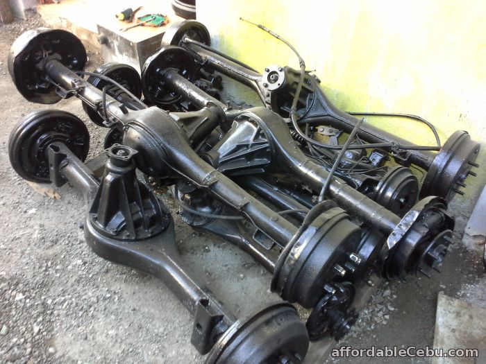 1st picture of Differential and Suspension For Sale in Cebu, Philippines