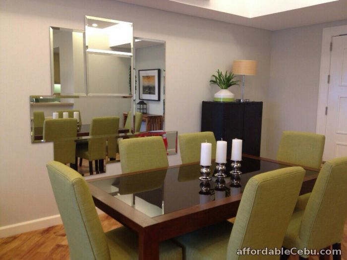 3rd picture of FOR LEASE: Manansala Rockwell 1 BR Fully Furnished For Rent in Cebu, Philippines