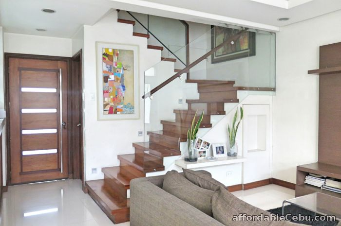 2nd picture of Modern Design Townhouse for Sale For Sale in Cebu, Philippines