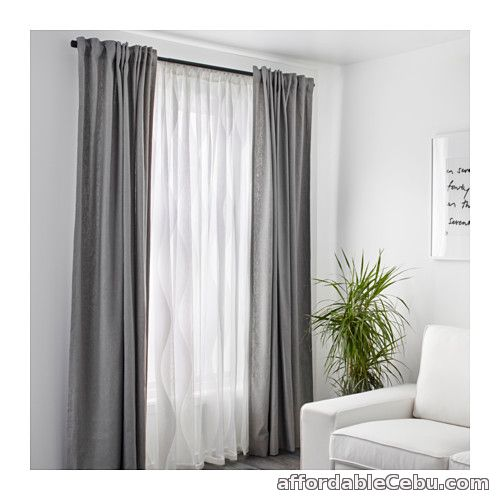 2nd picture of Murruta Net Curtains (Product of Sweden) For Sale in Cebu, Philippines
