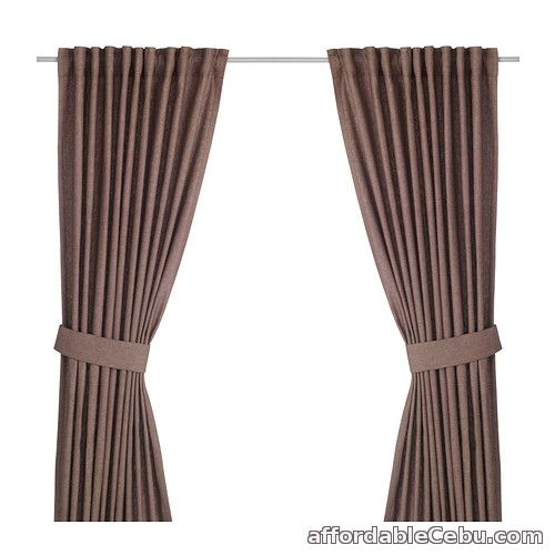 1st picture of INGERT Curtains Old Rose (Product of Sweden) For Sale in Cebu, Philippines