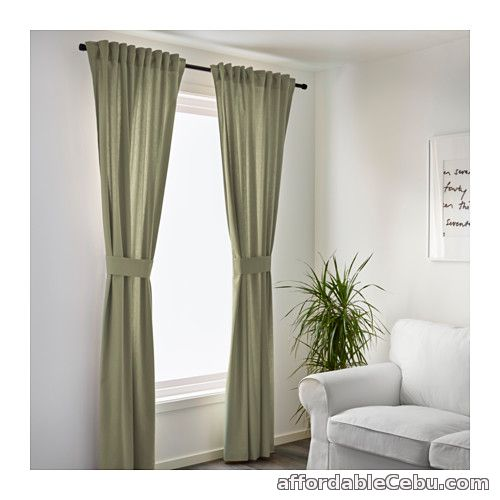 2nd picture of INGERT Curtains (Product from Sweden) For Sale in Cebu, Philippines