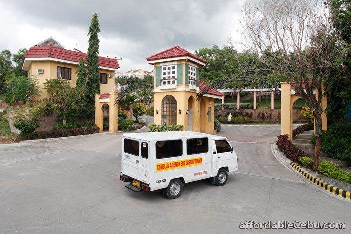 4th picture of House and Lot in Hacienda Firenze Lawaan Talisay For Sale in Cebu, Philippines