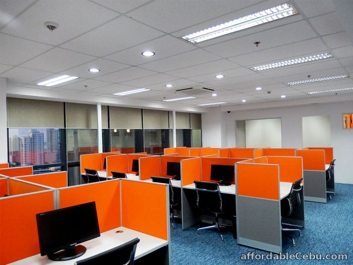 1st picture of Seat Lease in the Philippines in a world-class call center For Rent in Cebu, Philippines
