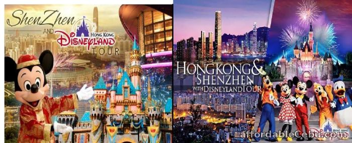 1st picture of HONG KONG WITH SHENZHEN CITY TOUR W/ AIRFARE 4D3N Offer in Cebu, Philippines