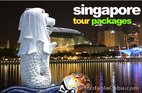 1st picture of Singapore 4D3N All-in Tour Package with Round Trip Airfare via JETSTAR (2016) Offer in Cebu, Philippines