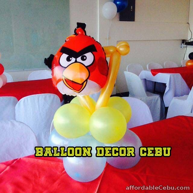 Affordable balloon decoration packages for sale cebu city for Balloon decoration packages