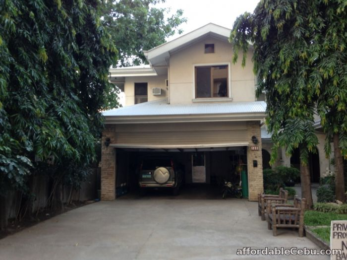 1st picture of Banilad Villa Alvarez Townhomes​ - House for Rent For Rent in Cebu, Philippines