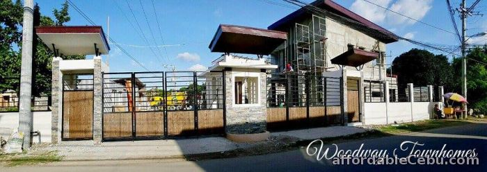 3rd picture of Fully Furnished or free motor bike for the house buyer in woodway townhomes For Sale in Cebu, Philippines