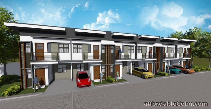 2nd picture of Fully Furnished or free motor bike for the house buyer in woodway townhomes For Sale in Cebu, Philippines