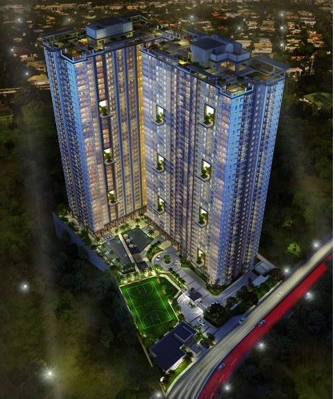 1st picture of Brixton Place DMCI Pasig (45 Storey Residential Condominium) For Sale in Cebu, Philippines