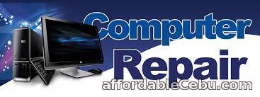1st picture of Free Computer Repair Announcement in Cebu, Philippines