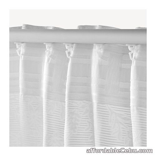 4th picture of BLEKVIVA Curtains White (Product of Sweden) For Sale in Cebu, Philippines