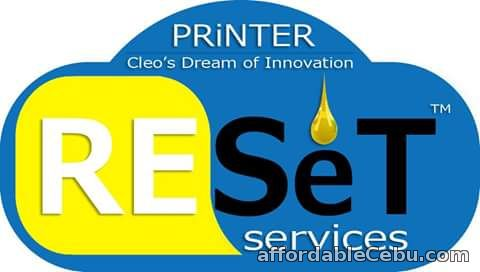 1st picture of Printer Resetting Services Offer in Cebu, Philippines