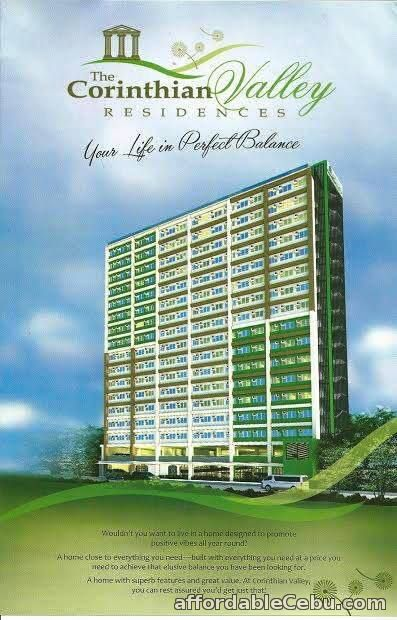 2nd picture of The Corinthian Valley Residences For Sale in Cebu, Philippines
