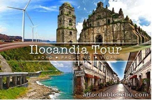 1st picture of ILOCANDIA TOUR Offer in Cebu, Philippines