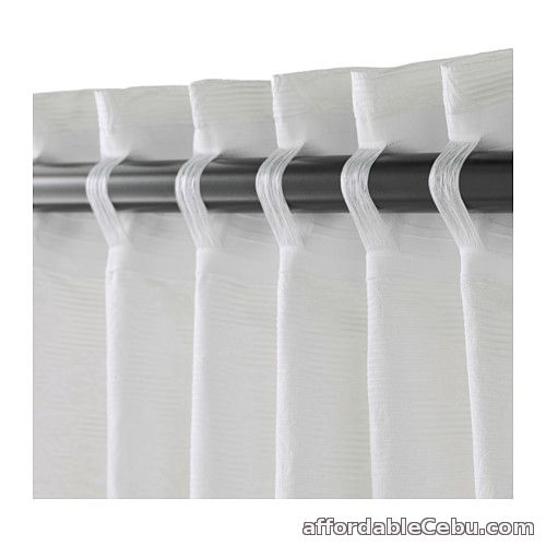 3rd picture of BLEKVIVA Curtains White (Product of Sweden) For Sale in Cebu, Philippines