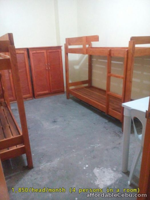 3rd picture of BEDSPACE FOR RENT. LADIES ONLY. VERY AFFORDABLE ON YOUR BUDGET. For Rent in Cebu, Philippines
