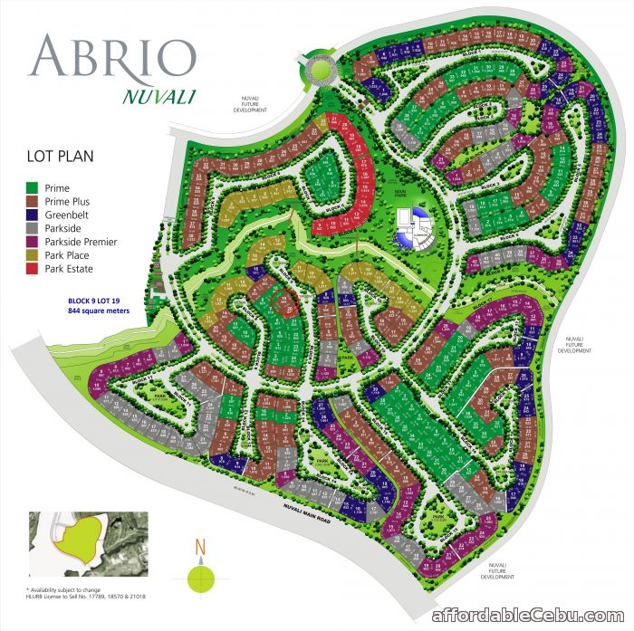 2nd picture of Abrio Lot For Sale For Sale in Cebu, Philippines