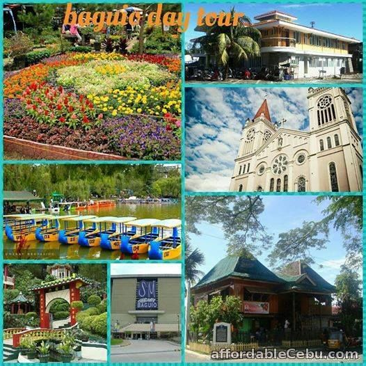 1st picture of Baguio Tour Offer in Cebu, Philippines