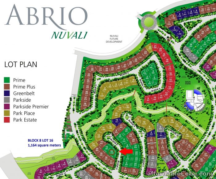 1st picture of ABRIO CORNER LOT FOR SALE! For Sale in Cebu, Philippines