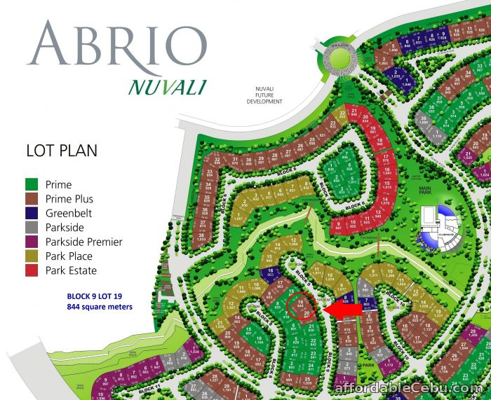 1st picture of Abrio Lot For Sale For Sale in Cebu, Philippines