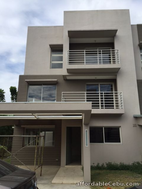 1st picture of FOR SALE Brand New Ametta Place Townhouse in Pasig For Sale in Cebu, Philippines