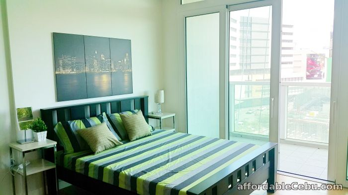 2nd picture of For Lease: Park Terraces 1BR For Rent in Cebu, Philippines