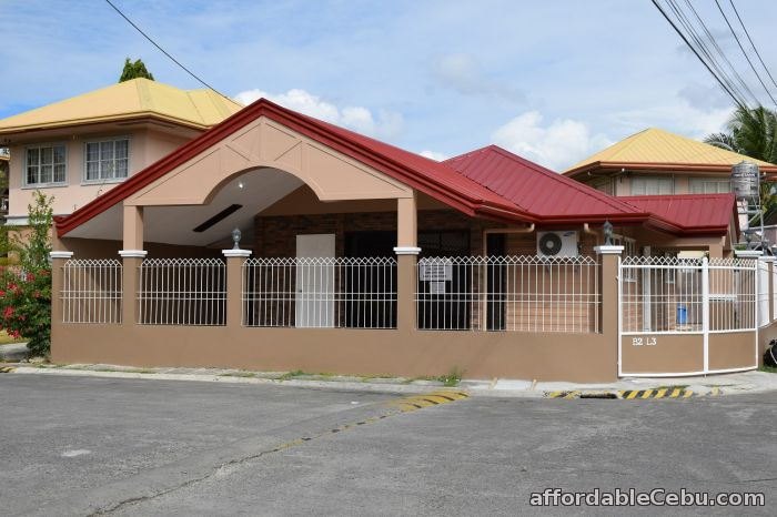 1st picture of Beautiful 3BR Bungalow House at Villa Del Rio Mactan For Sale in Cebu, Philippines