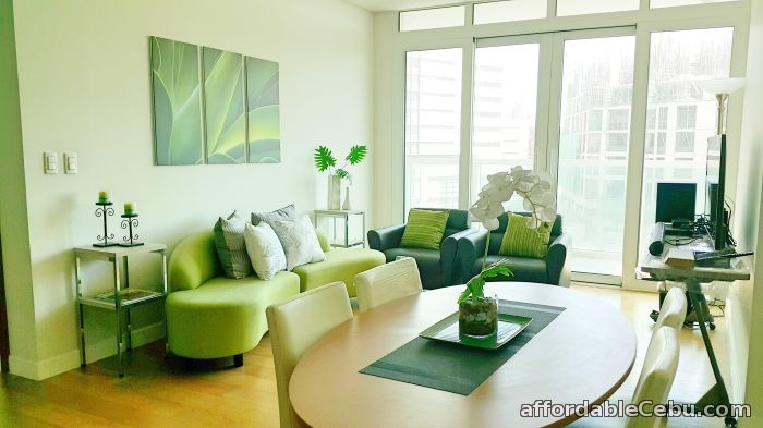 1st picture of For Lease: Park Terraces 1BR For Rent in Cebu, Philippines