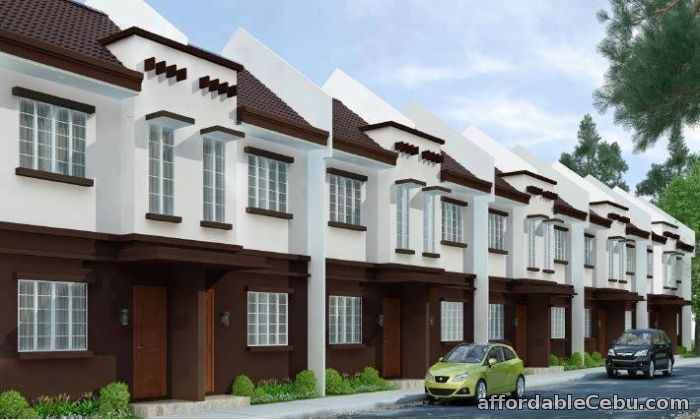 1st picture of BAYSWATER - MODEL: GUMAMELA TOWNHOUSE UNIT For Sale in Cebu, Philippines