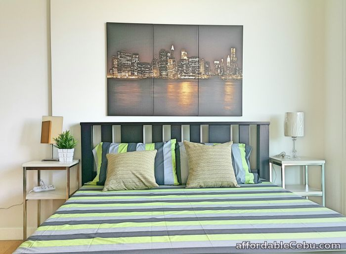 3rd picture of For Lease: Park Terraces 1BR For Rent in Cebu, Philippines