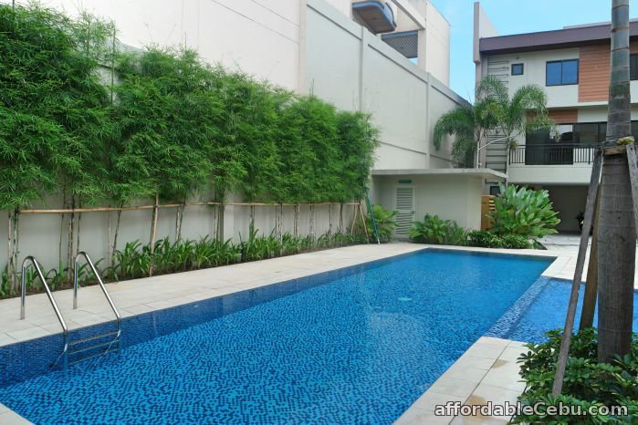 5th picture of For Sale:  Alvendia Townhouse by Rockwell in San Juan For Sale in Cebu, Philippines
