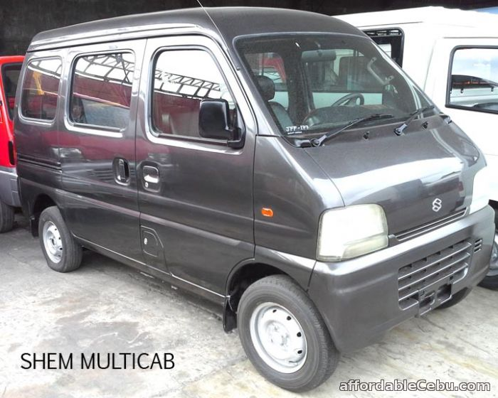 1st picture of Minivan Big eye New Model for sale with aircon RECON For Sale in Cebu, Philippines