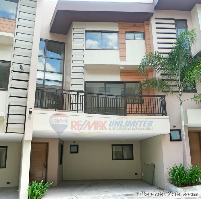 1st picture of For Sale:  Alvendia Townhouse by Rockwell in San Juan For Sale in Cebu, Philippines